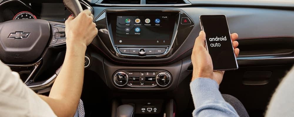 2021 Chevrolet Trailblazer Android Auto