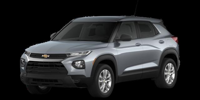 2021 Chevrolet Trailblazer LS model suv for sale