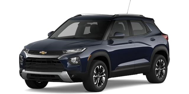 2021 Chevrolet Trailblazer LT model suv for sale