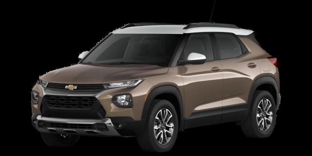 2021 Chevrolet Trailblazer ACTIV model suv for sale