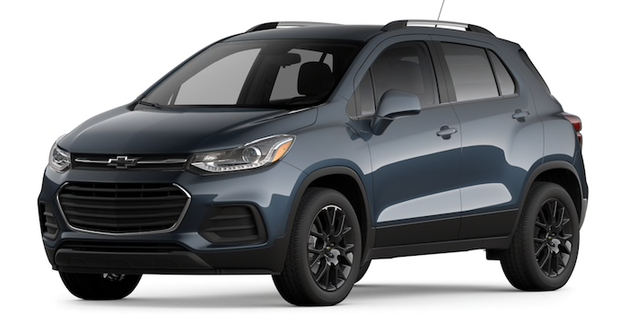 2021 Chevy Trax suv for sale at San Diego Chevrolet dealership near Chula Vista