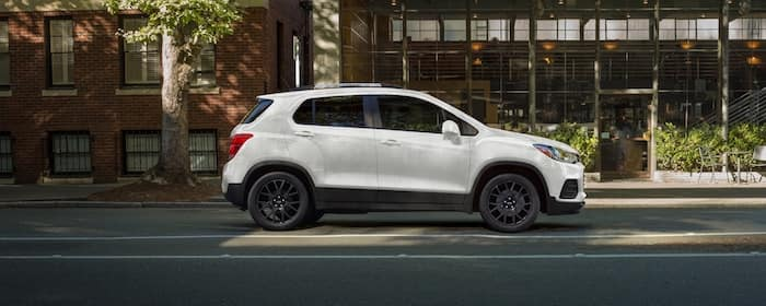 2021 Chevrolet Trax Sport Edition