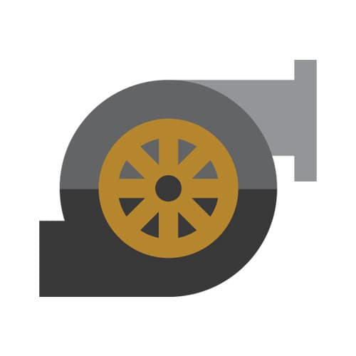 2021 Chevrolet Trax 1.4L Turbocharged engine
