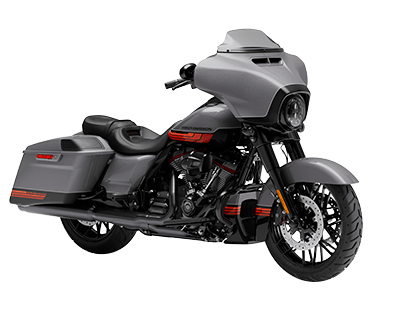 CVO Street Glide