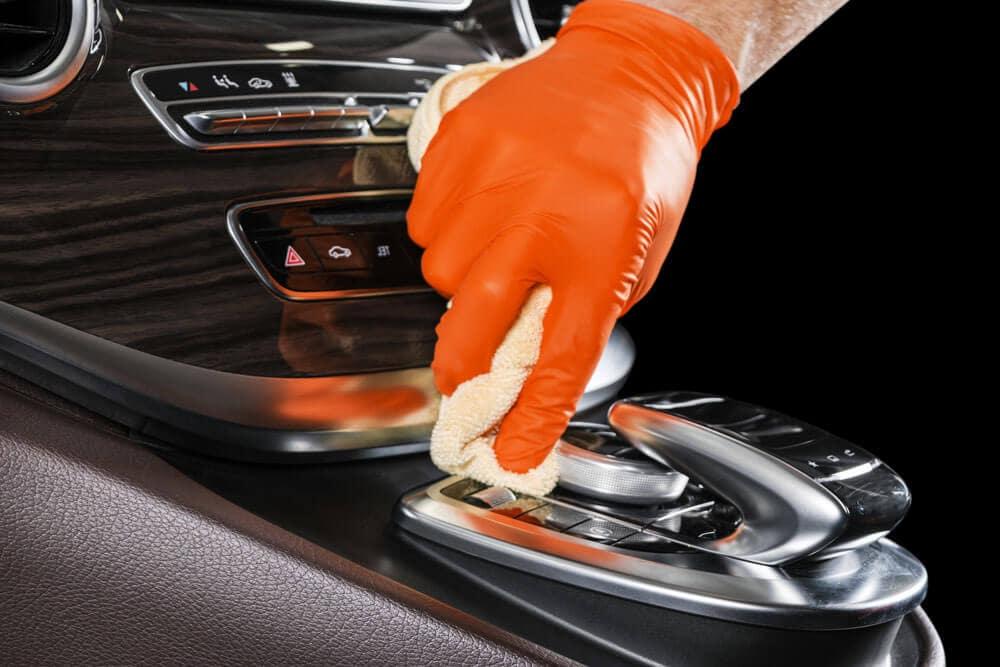 car detailing at Morningside Nissan