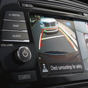 2020 Nissan Maxima backup camera