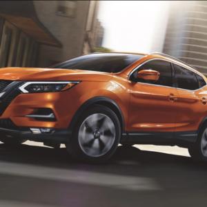 2020 Nissan Pathfinder exterior driving