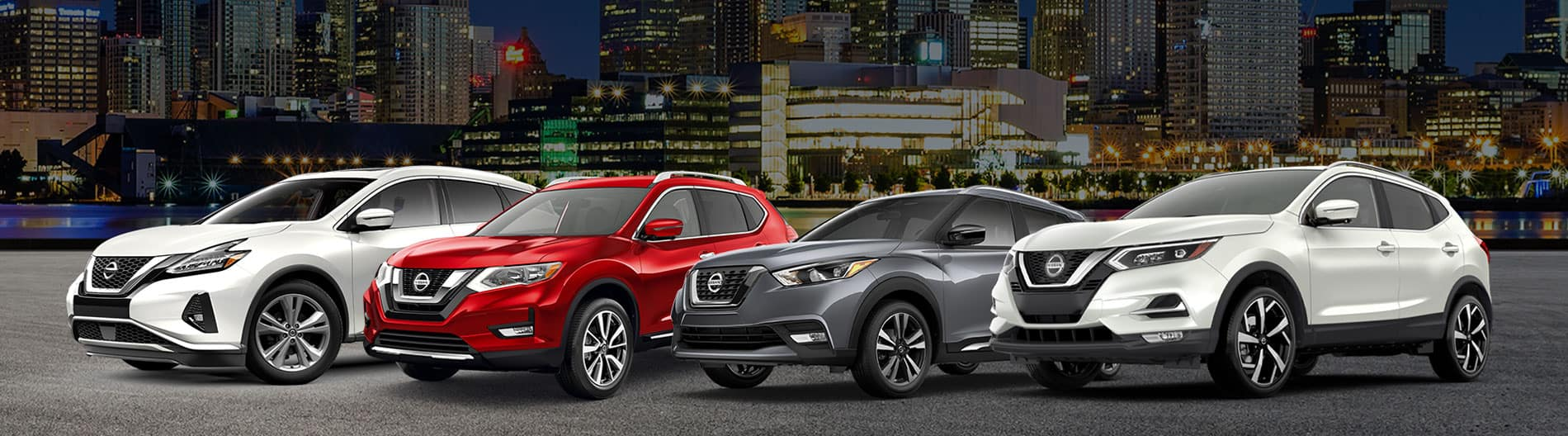 2021 and 2020 Nissan vehicle sat Morningside Nissan