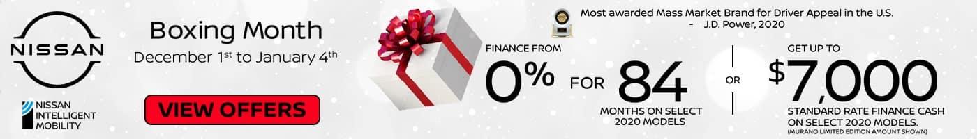 December Incentives at Morningside Nissan