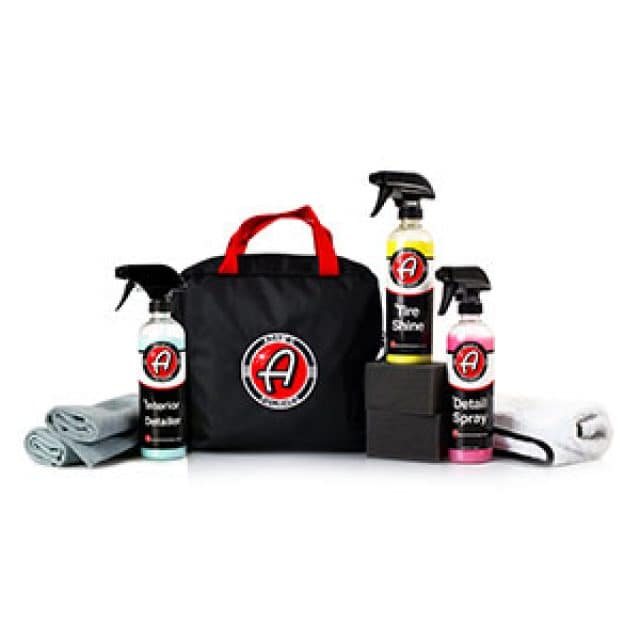 New Car Care Kit by Adam's Polishes - Associated Accessories