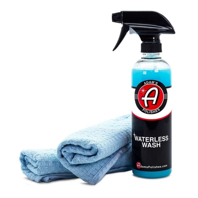 16-oz. Waterless Wash by Adam's Polishes - Associated Accessories