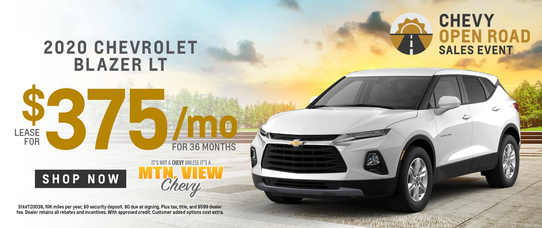 Mtn View Chevrolet Dealership In Chattanooga Tn