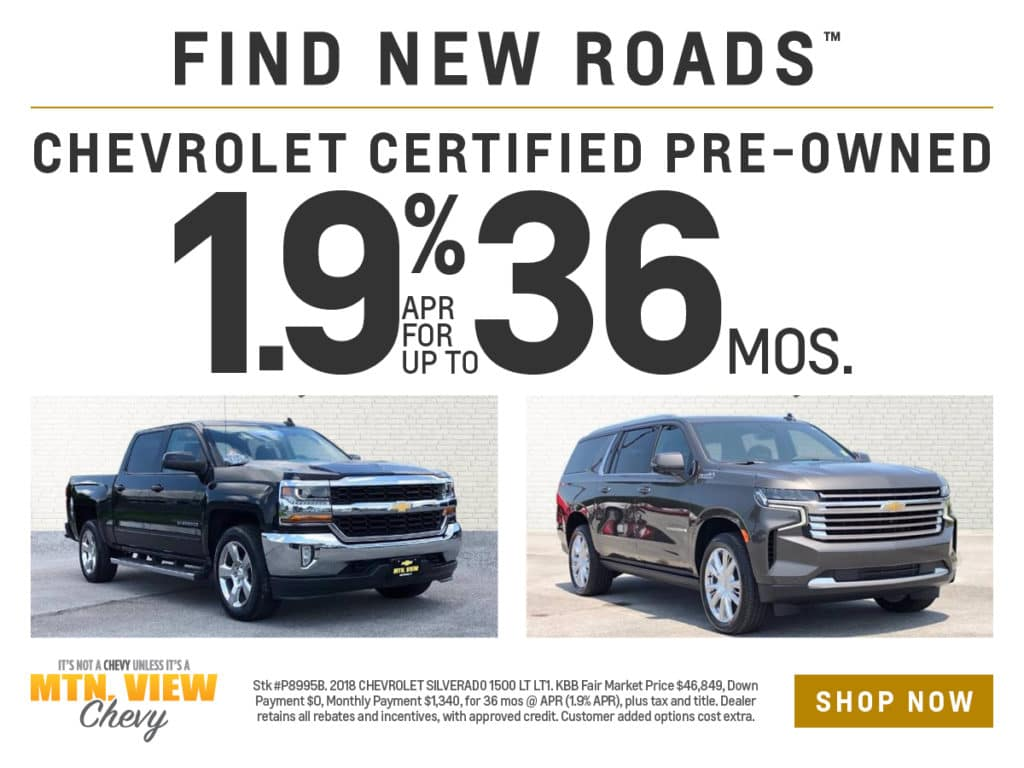 Certified Certified Pre-Owned