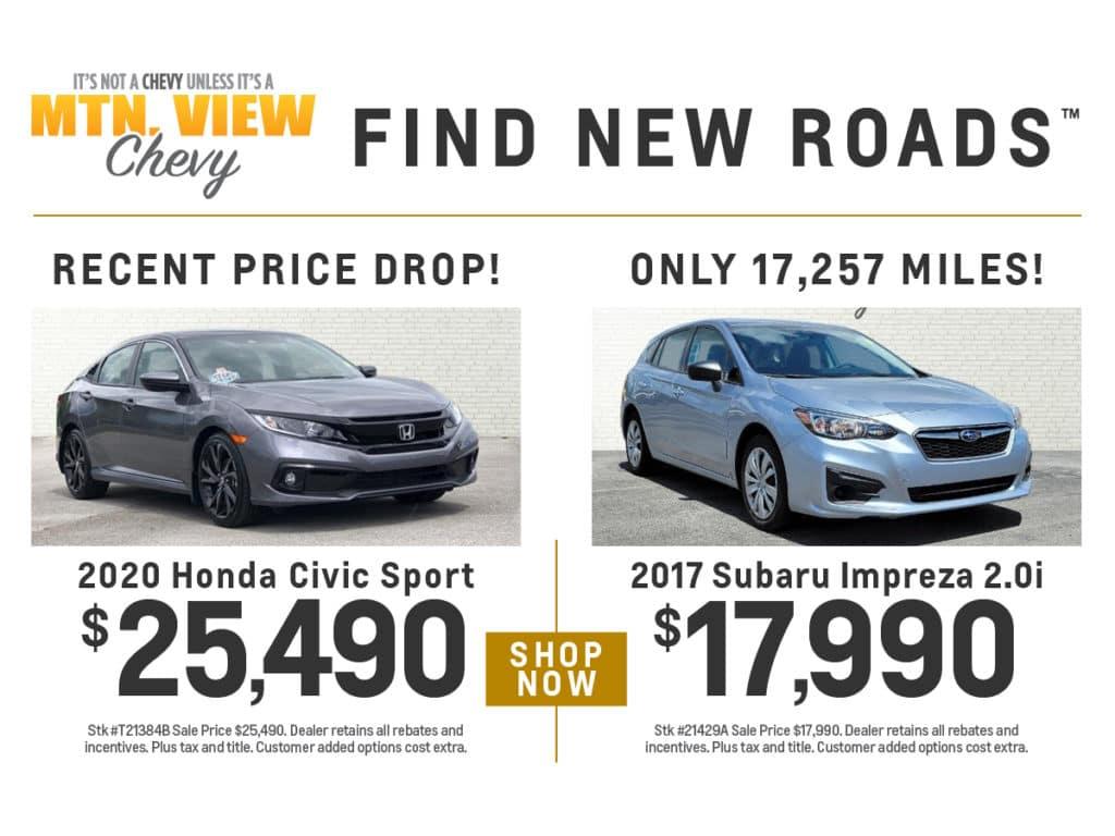 Recent Price Drop