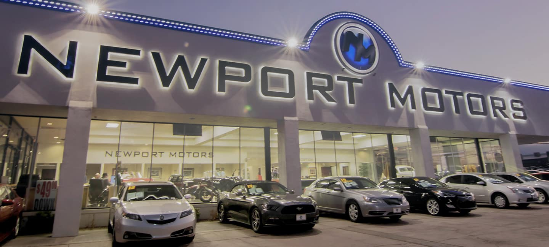 Newport Motors on Sahara in Las Vegas