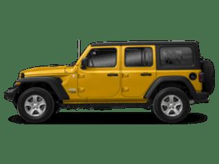 2020 Jeep Wranglers