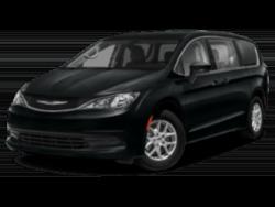 2020 Chrysler Pacifica angled
