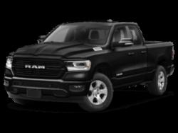 2020 Ram 1500 angled