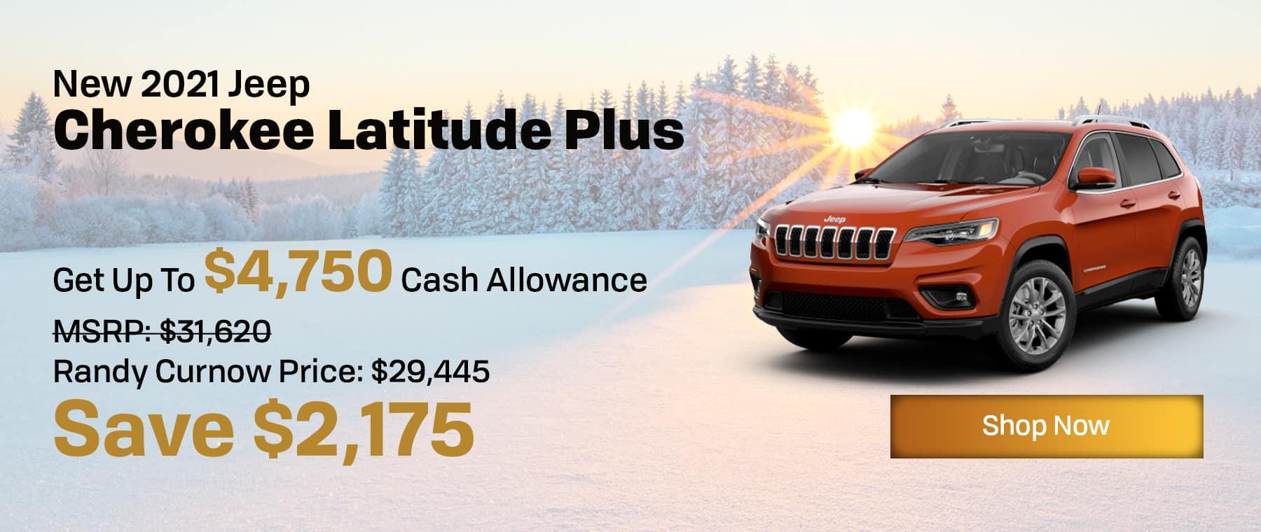 New 2021 Jeep Cherokee Latitude Plus_jan-2021