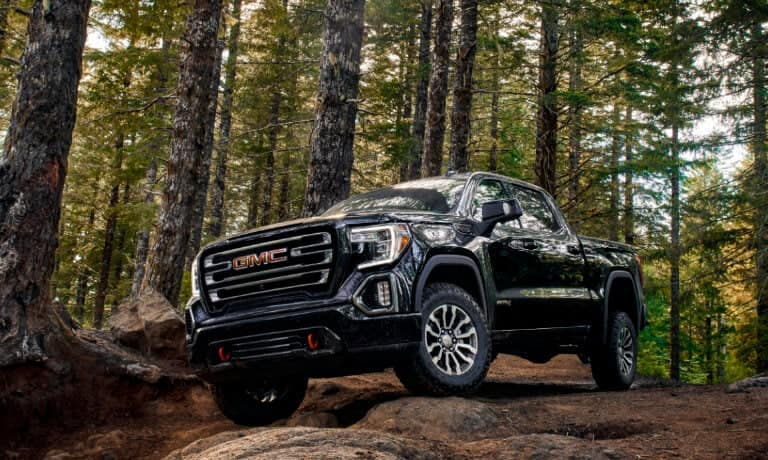 2020 GMC Sierra 1500 towing