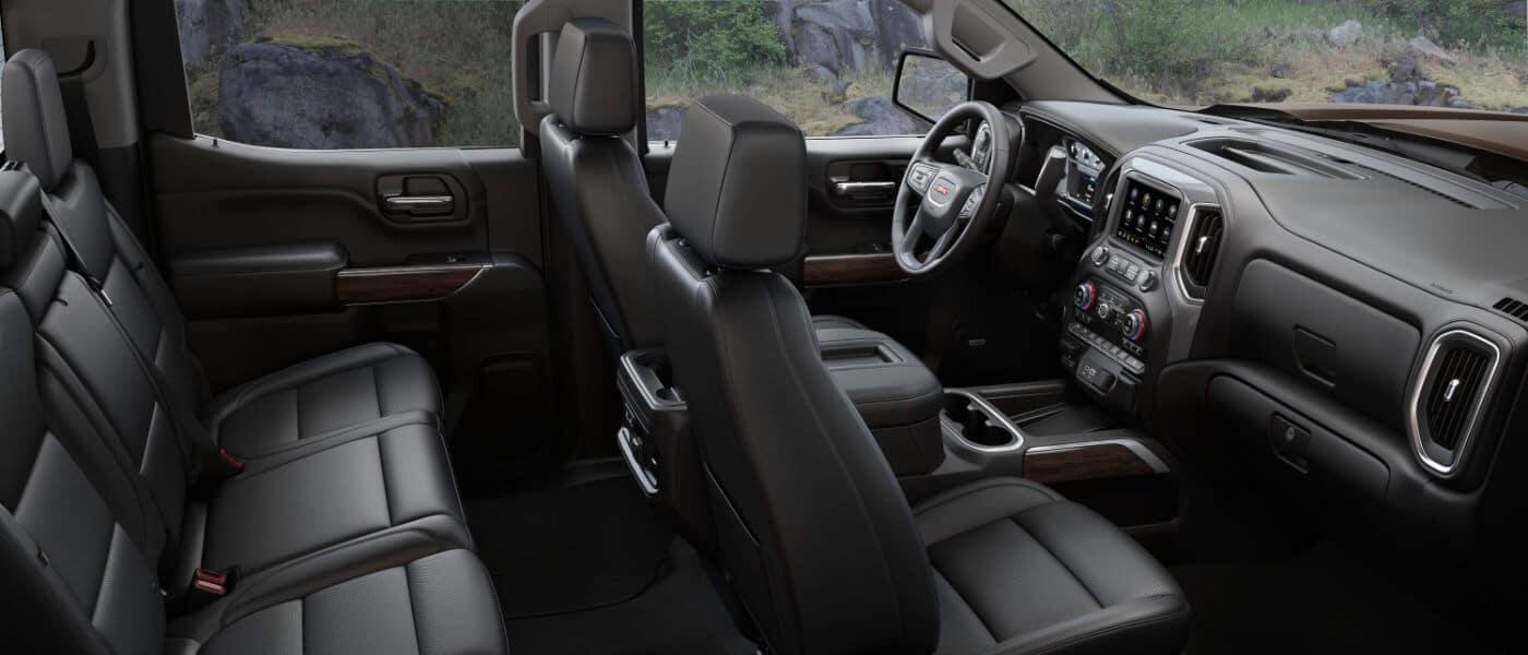 2020 GMC Sierra 1500 Interior