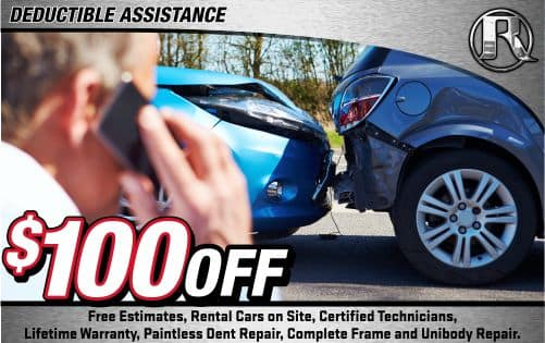 $100 Off Deductible Assistance