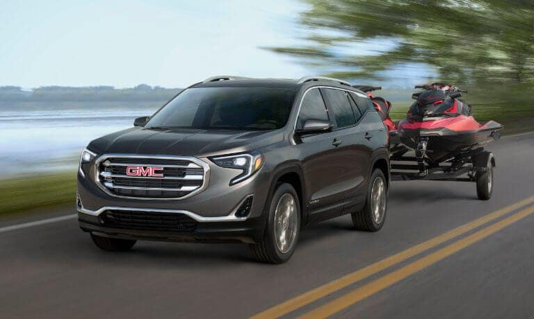 2020 GMC Terrain Safety