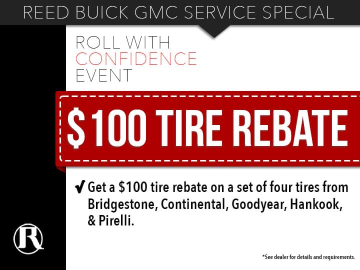 Reed Buick GMC Service Special