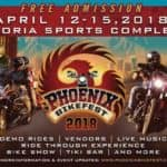 Phoenix Bikefest 2018