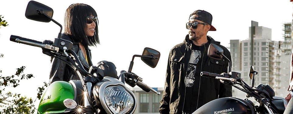 Millennials Motorcycle