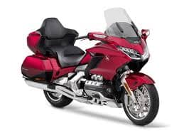 honda goldwing top touring