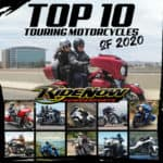 Top 10 touring bikes of 2020