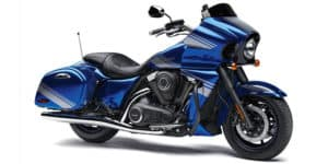 Kawasaki vulcan vaquero top 10 touring bikes of 2020