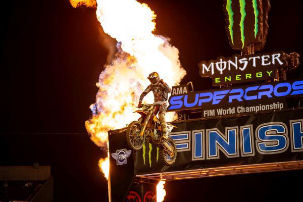 Orlando Florida Supercross Race 1