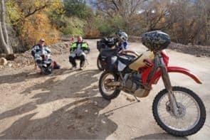 Adventure Ride Gila River