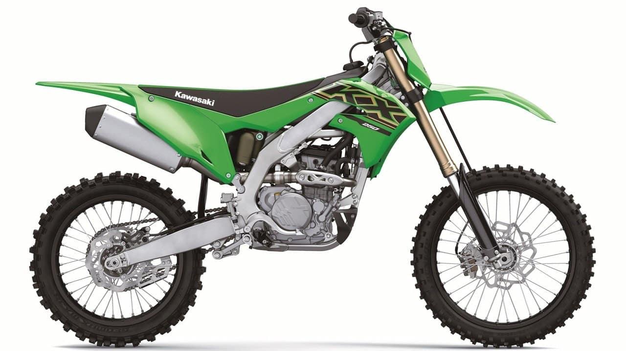 KawasakiKX250 2021