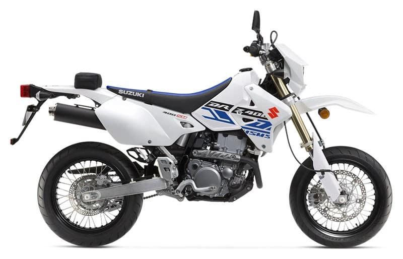 2020 SuzukiDR-Z400SM