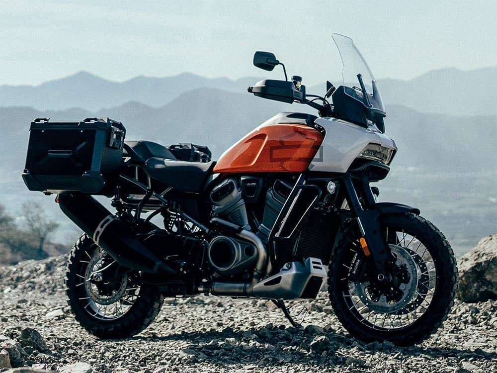 2021 Harley-Davidson Pan America