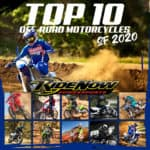 Top 10 Off Road Motorcycles Of 2020