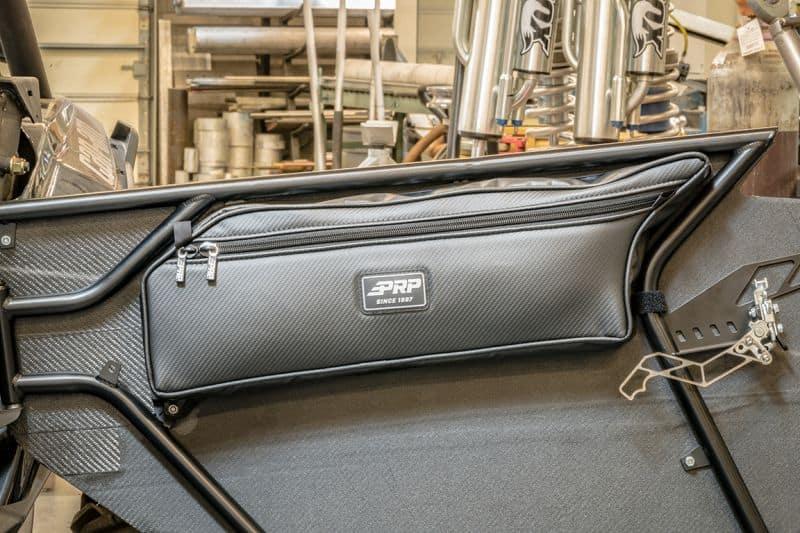 Door Bag With Knee Pads