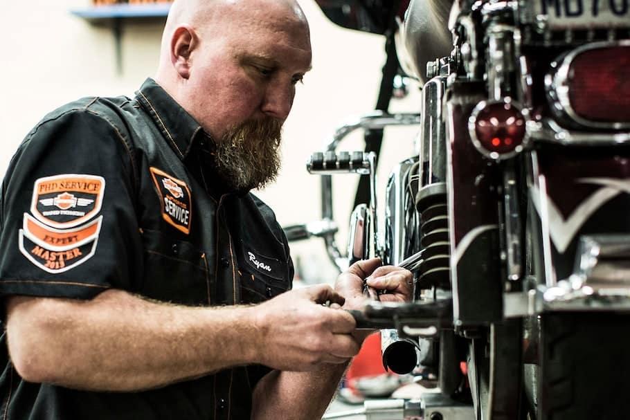 Harley Davidson Tech