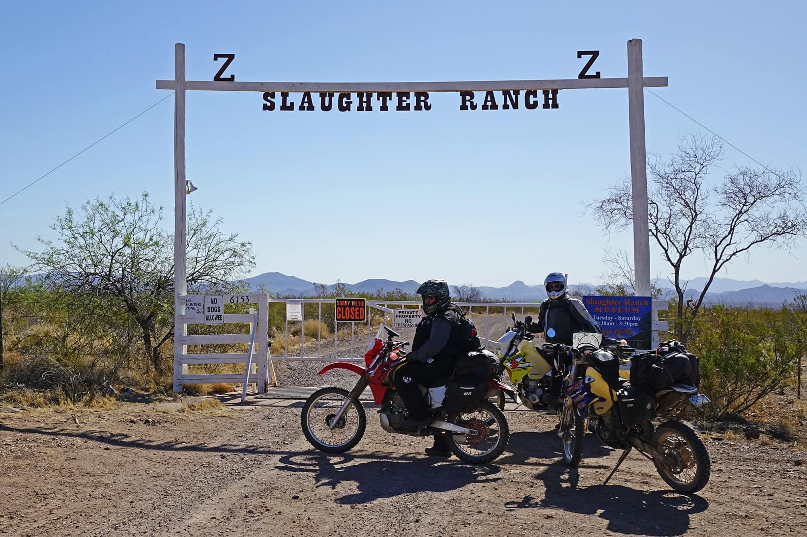 Slaughter Ranch