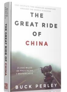The Great Ride Of China Book