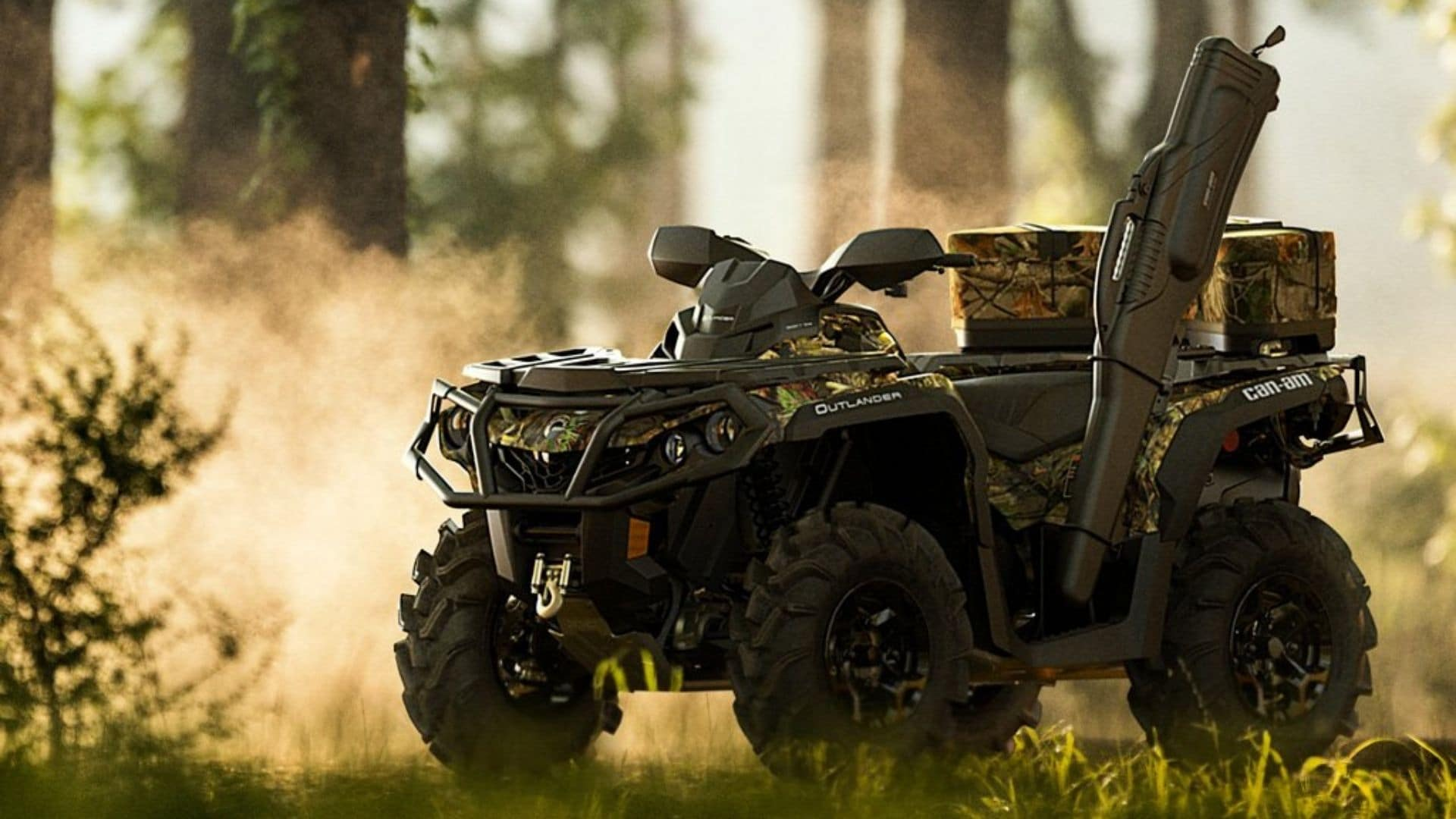 Can-Am Hunting ATV