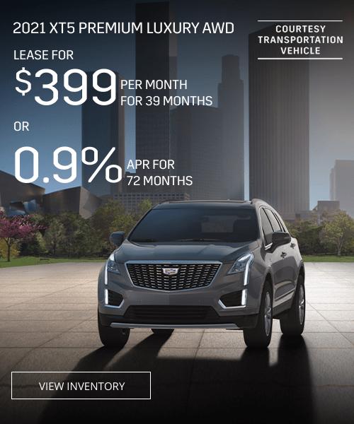 2021 XT5 Premium Luxury AWD