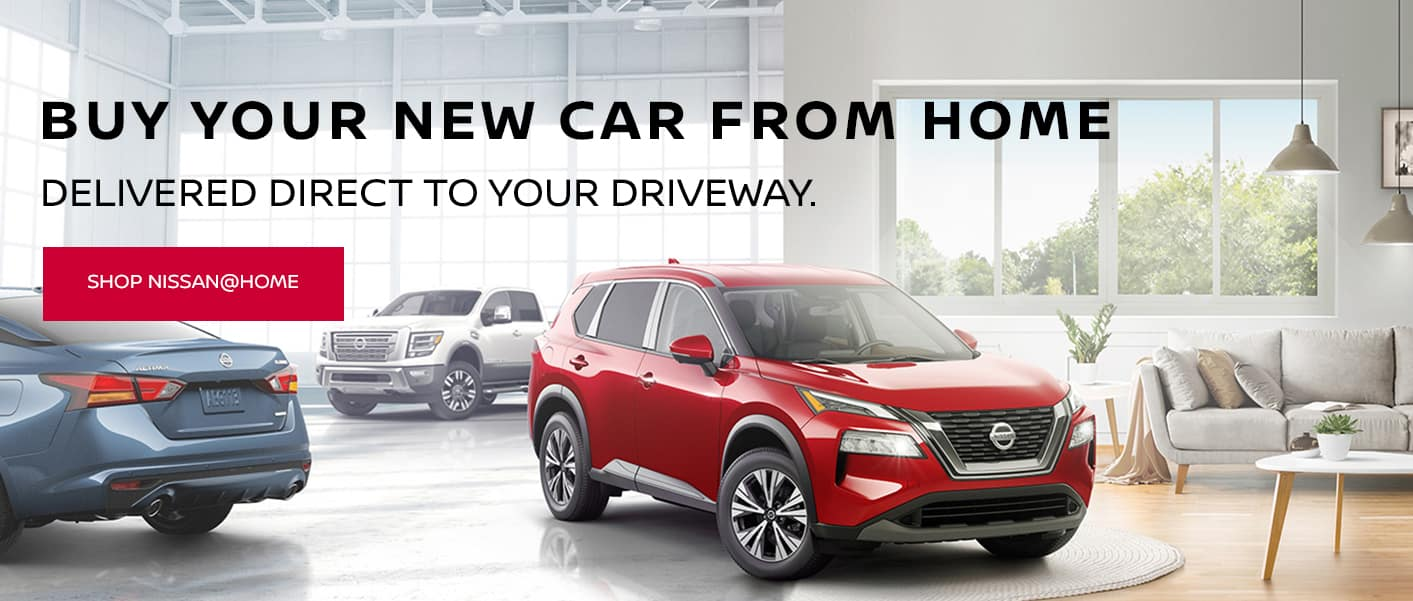 Buy your new car from home, Delivered direct to your driveway.