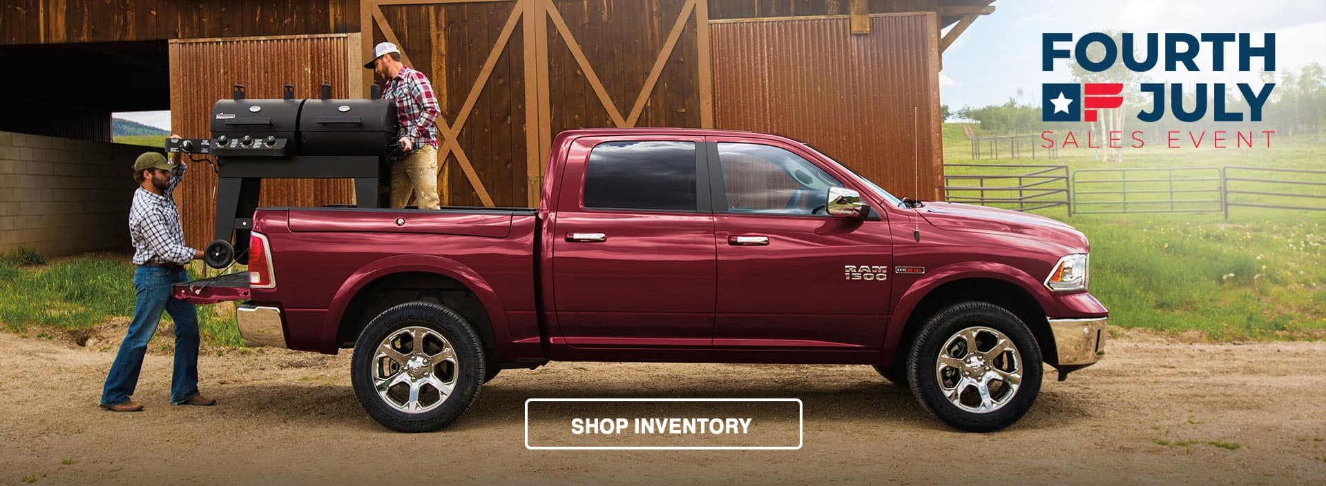 ram 4th of july sales event