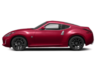 sideview 2020 Nissan 370Z Coupe
