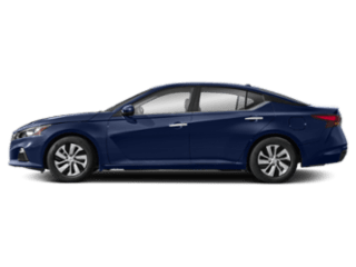 sideview 2020 Nissan Altima