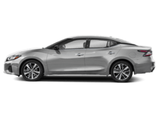 sideview 2020 Nissan Maxima